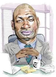 Charles M Blow