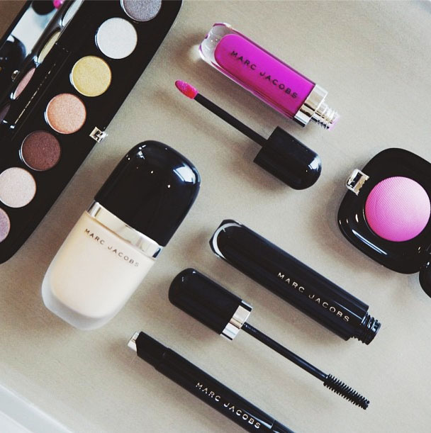 marc jacobs makeup collection