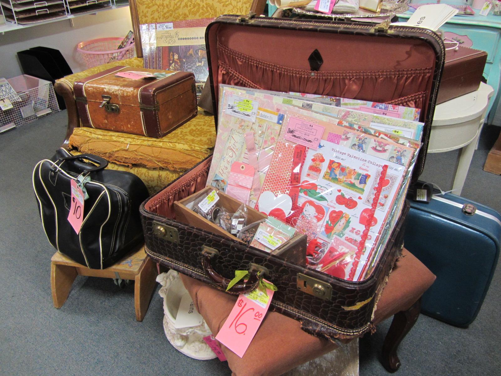 Scrapbook paper store - Tuesday June 5 2012