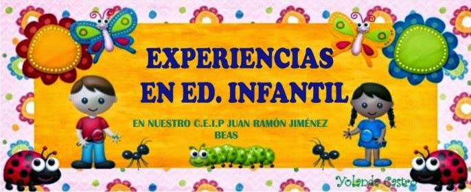 Experiencias en E. Infantil