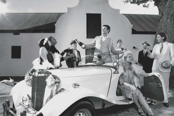 爵士時代的享樂圖景再現