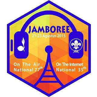 Logo JOTA JOTI Nasional 2015