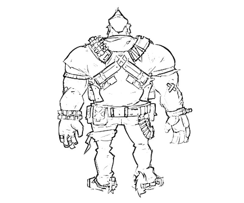 printable-borderlands-2-salvador-character_coloring-pages