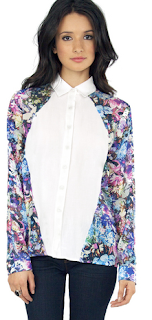 Breaking Buds Blouse Tobi