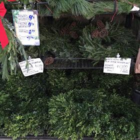 Trader Joe's wreaths