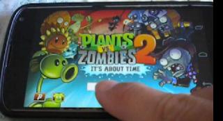Plants vs. Zombies 2, un juego muy entretenido para Android, mejor juego gratuito android