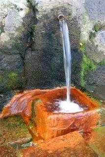 fonte de agua