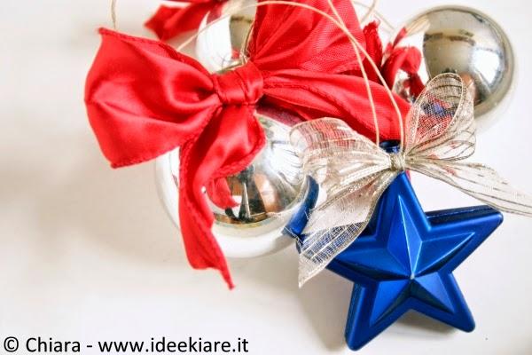 Come recuperare le palline dell'albero di Natale rotte