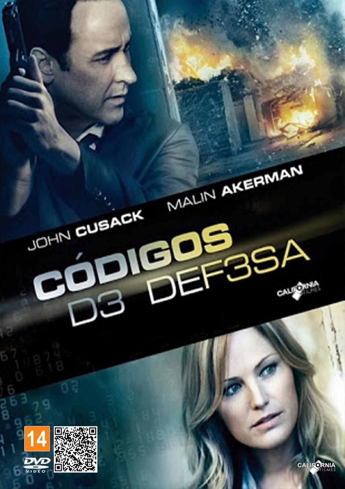 Códigos de Defesa – Dublado (2013)
