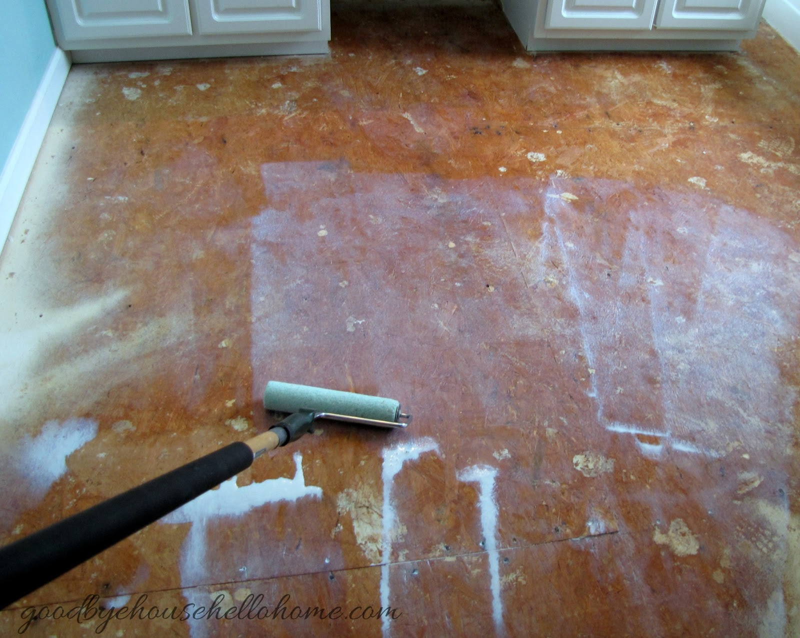 blog how to install groutable vinyl tile