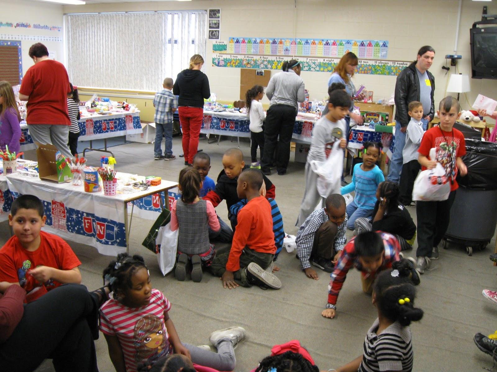 Talking Taylor Schools Mcdowell Elementary School Parents Host Gift
