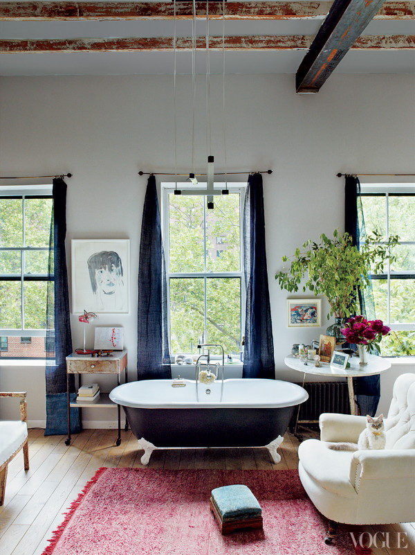new country style wohnzimmer : Country style in Brooklyn Miranda ...
