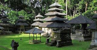 Alas Kedaton Temple, Holidays, Accommodation, Information