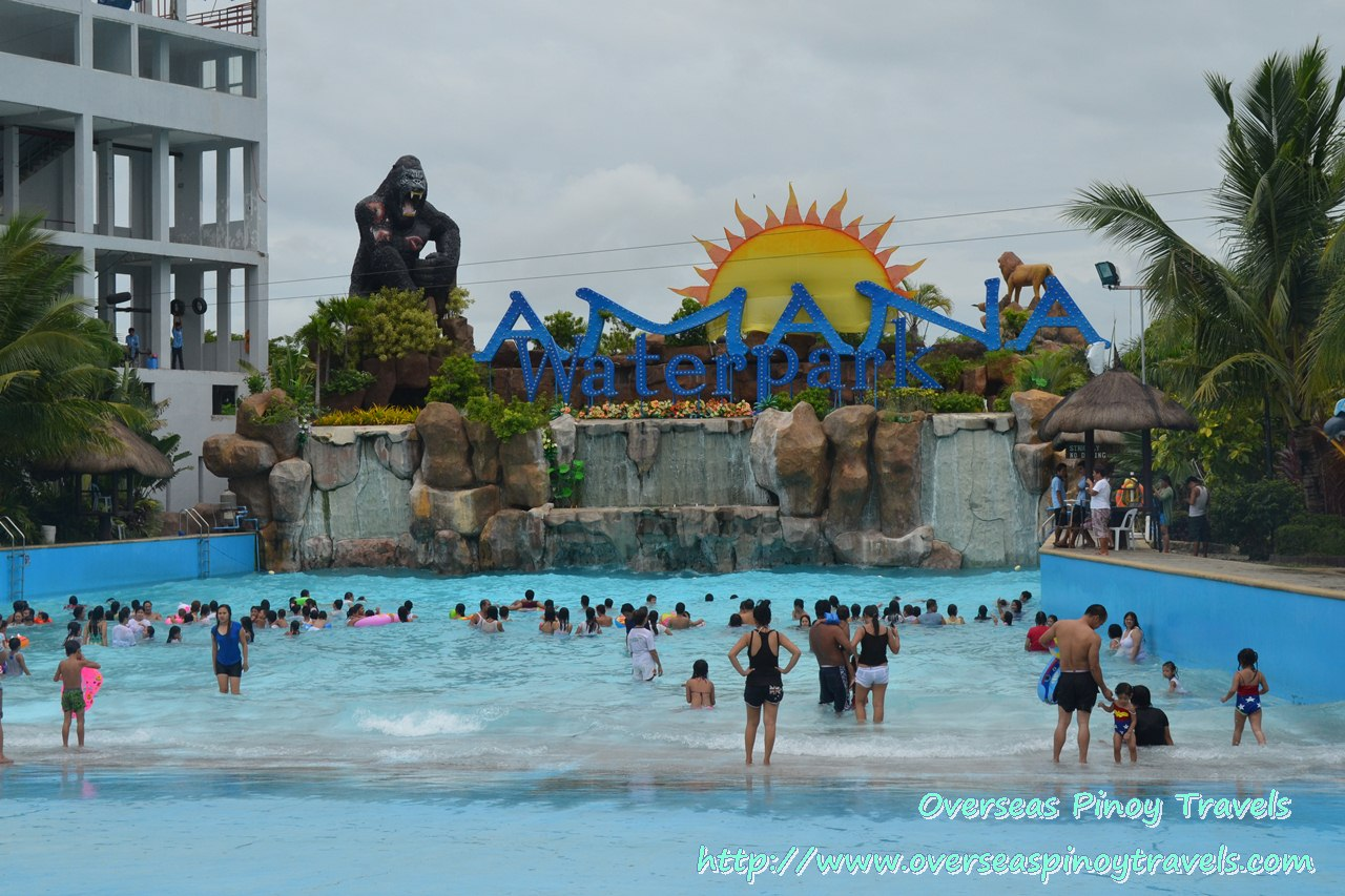 Pandi Philippines  City new picture : Overseas Pinoy Travels: Amana Water Park, Pandi, Bulacan