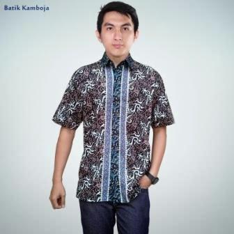 batik kamboja M
