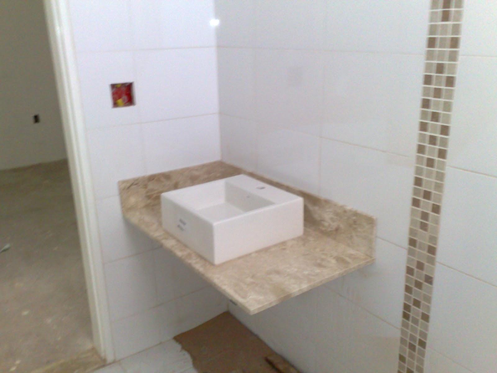 Passo a passo da construção da minha primeira casa #4F3F2C 1600x1200 Bancada De Vidro Para Banheiro   Rj