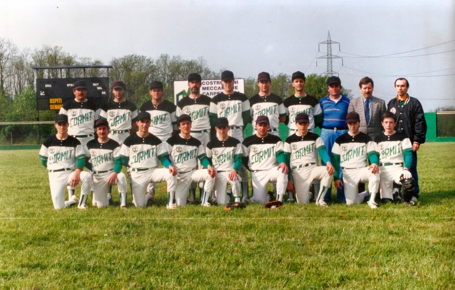 SENAGO prima squadra 1988