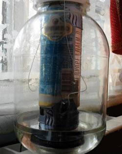 Миниатюрный самогонный аппарат видео
