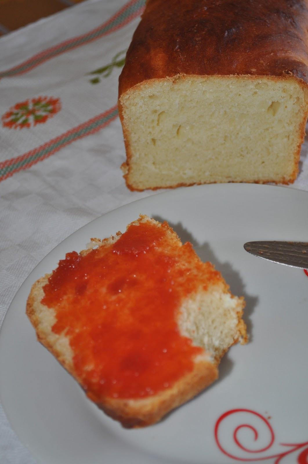 Popolare Pan brioche senza lievito solo con l'aiuto dello yogurt! UP04