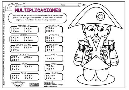Ejercicios de matematica para segundo grado | Material para maestros ...