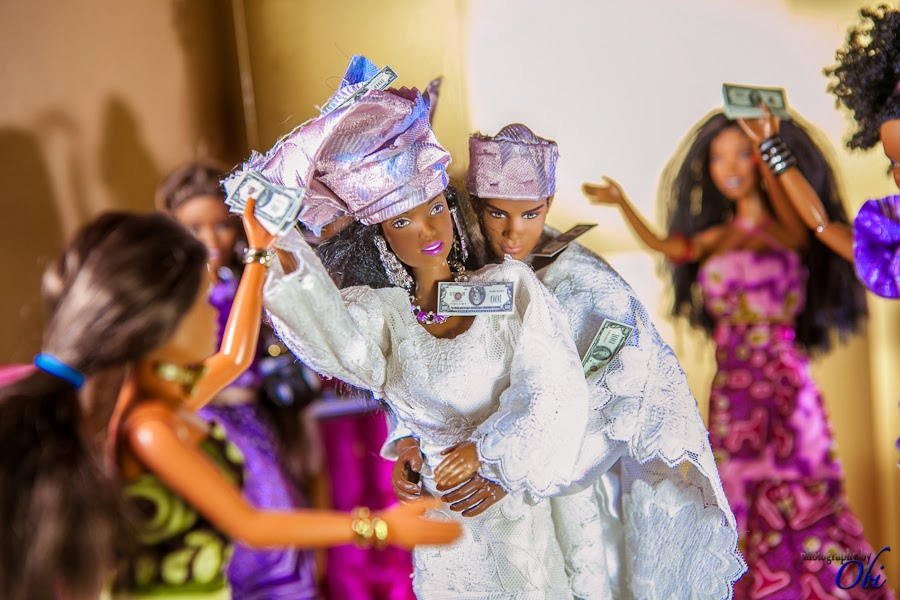2d63145e3949 The wedding guest  African Fashion - Stylediarybyosy