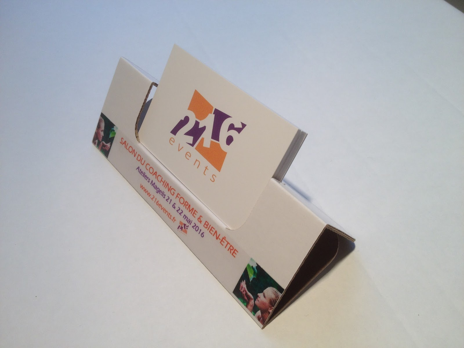 Cartes De Visites En Carton Option