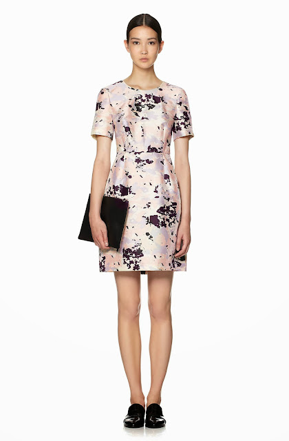 whistles floral dress