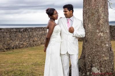 mariage en Guadeloupe, fort fleur d'épée
