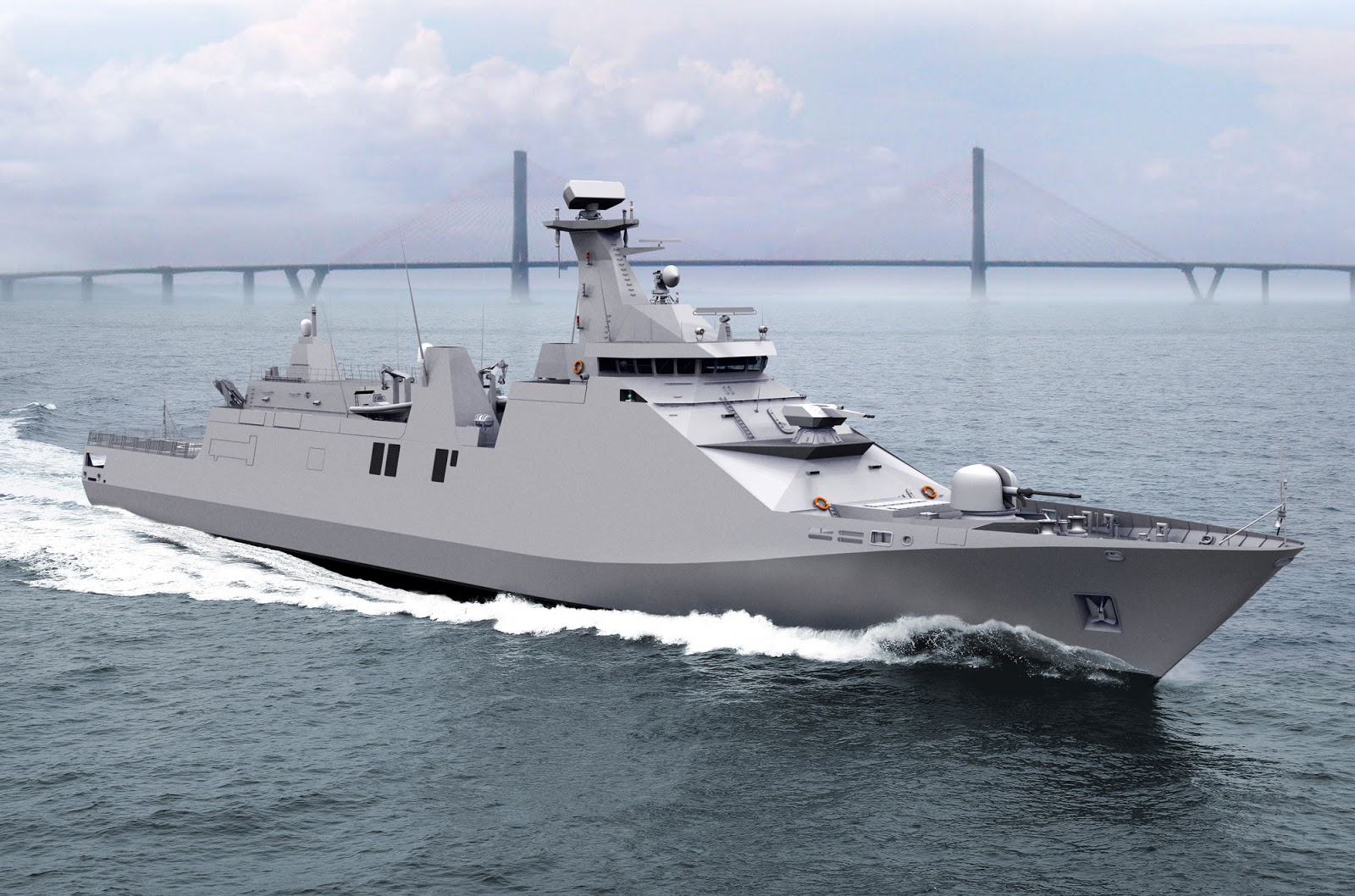 Naval open source intelligence dsei 2013 indonesia signs for thales tacticos system