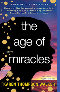 https://www.goodreads.com/book/show/12401556-the-age-of-miracles