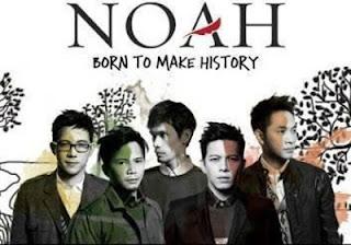 Jadwal dan Tempat Konser Band Noah 2013