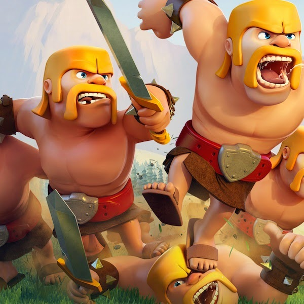Clash of clans slang words