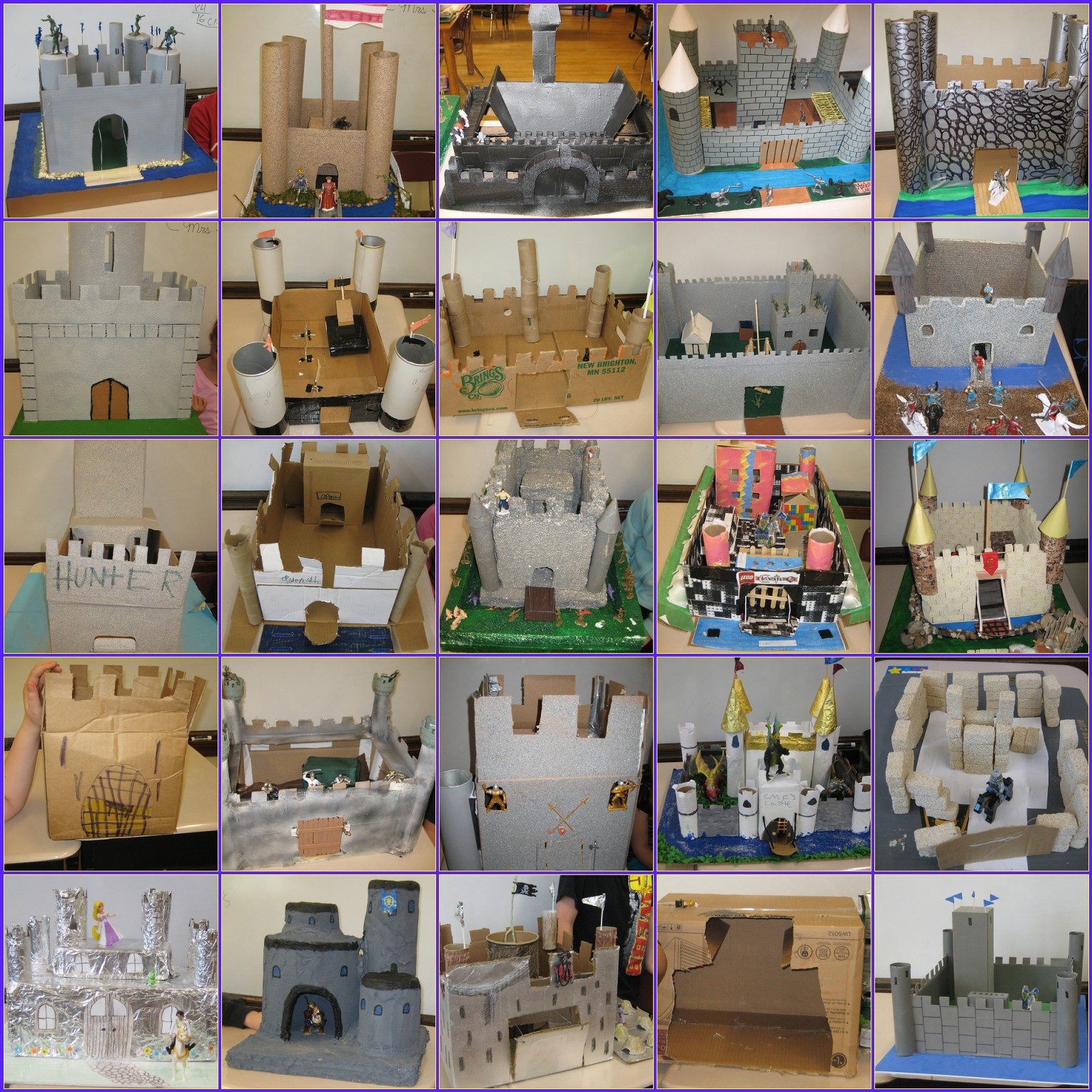 Our Classroom Projects For