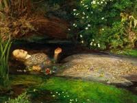 Ophélie, John Everett Millais