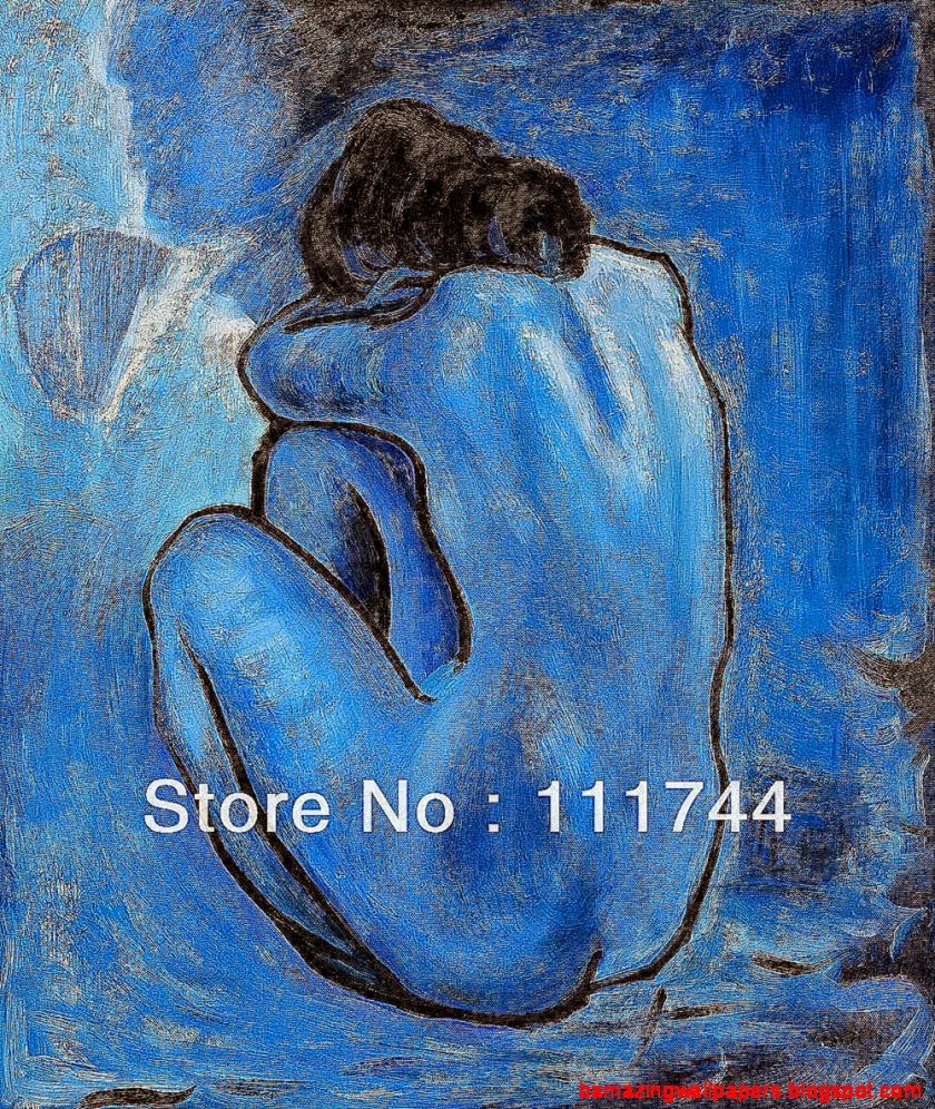Shop Popular Picasso Blue Paintings from China  Aliexpress