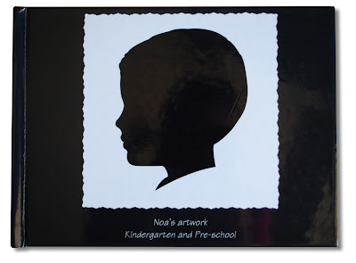 shutterlfy book with silhouette