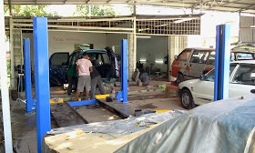 TOTAL WORKSHOP - your A - Z car Workshop