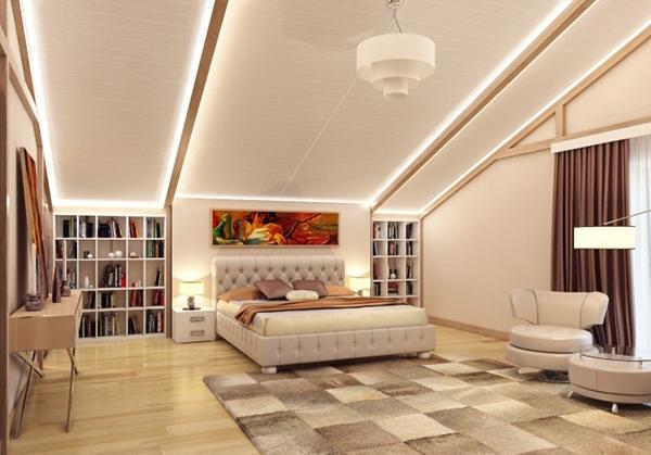 contoh desain kamar tidur yang mewah desain rumah oke