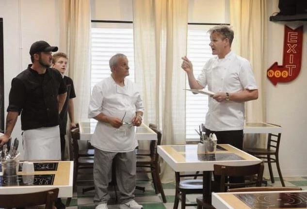 Gordon Ramsay Kitchen Nightmares Usa Zayna