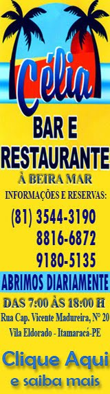 Blog Célia Bar e Restaurante
