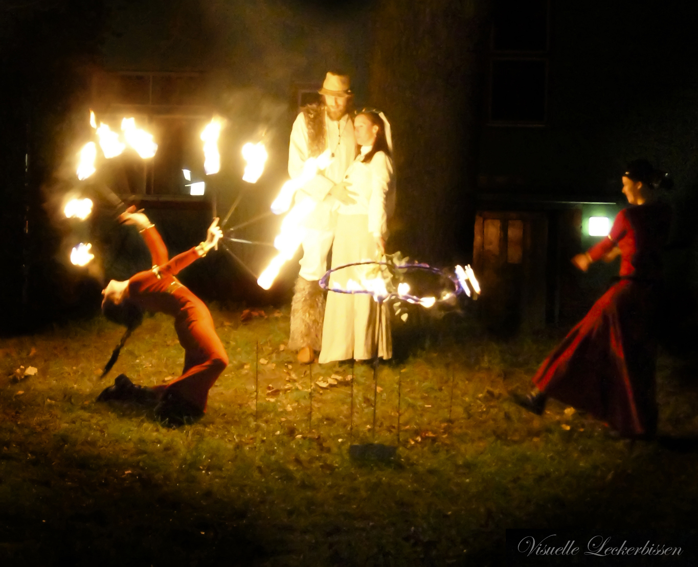Firedancer wedding