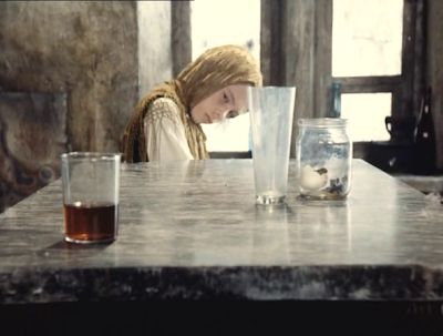 Telekinetic Daughter of Stalker named Monkey, Andrei Tarkovsky's Stalker