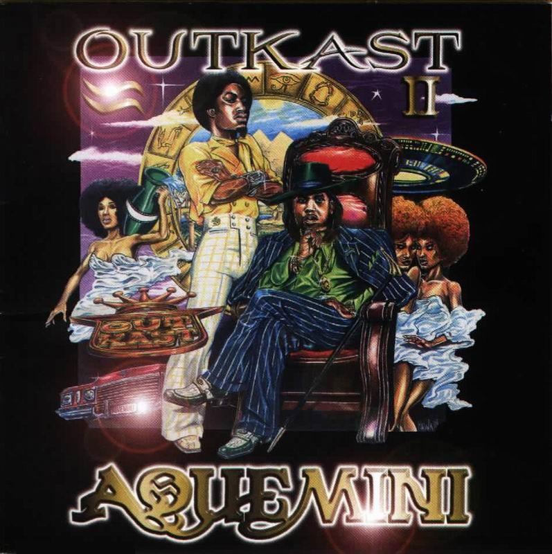 OutKast - 1998 - Aquemini [FLAC]
