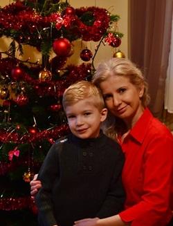 A szőke hercegemmel 2015. karácsonyán ❤