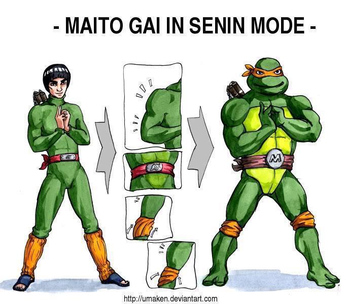 naruto funny senin mode anime jokes collection