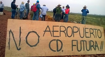 """""""Lo único que hacemos es defender nuestra tierra"""", Atenco"""