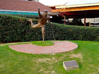 Payne Stewart Pinehurst Statue