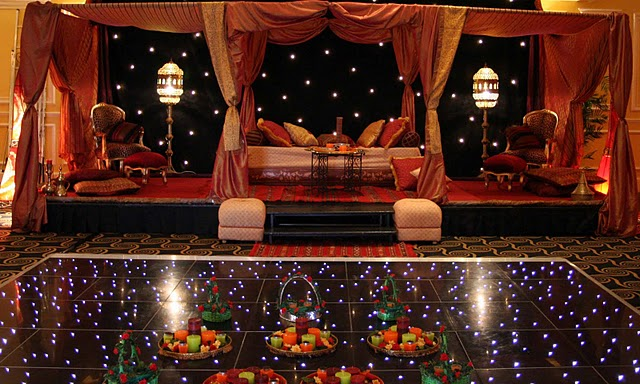 Boutique - romantica-fantezie-boutique: Arabic Wedding Stages