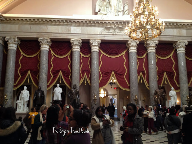 "<img src=""image.gif"" alt=""This is Capitol Hill National Statuary Hall"" />"