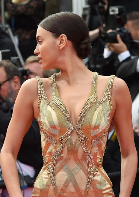 Irina Shayk at The 68th Annual Cannes Film Festival
